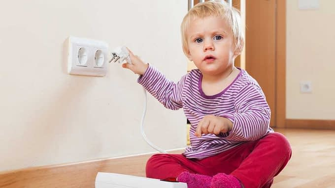 dangerous hazards for babies at home