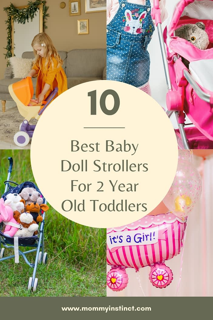 best baby doll stroller for 2 year old