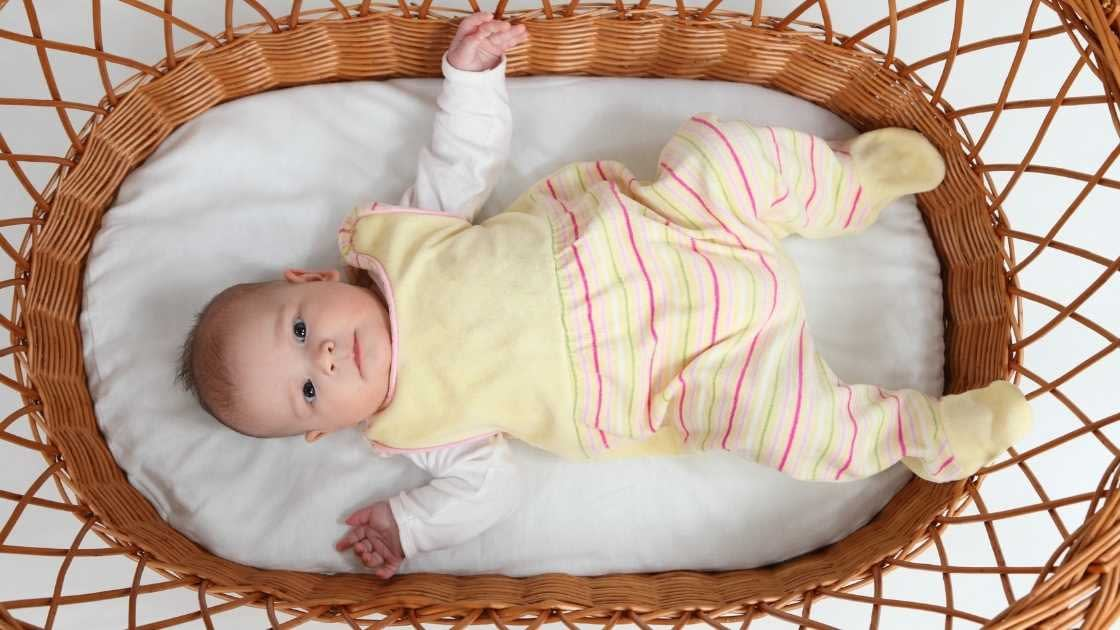 can you use uppababy bassinet for sleeping